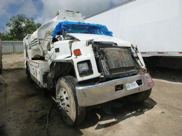 Salvage cars for sale from Copart Temple, TX: 2002 GMC C-SERIES C