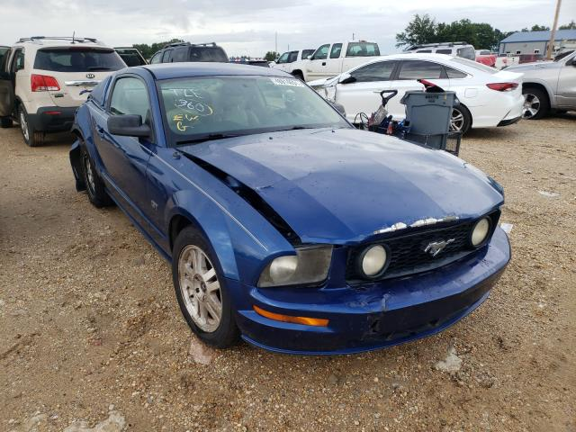 Salvage cars for sale from Copart Newton, AL: 2008 Ford Mustang GT