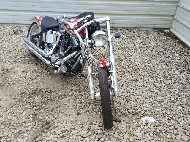 Vehiculos salvage en venta de Copart Midway, FL: 2000 UKC Motorcycle