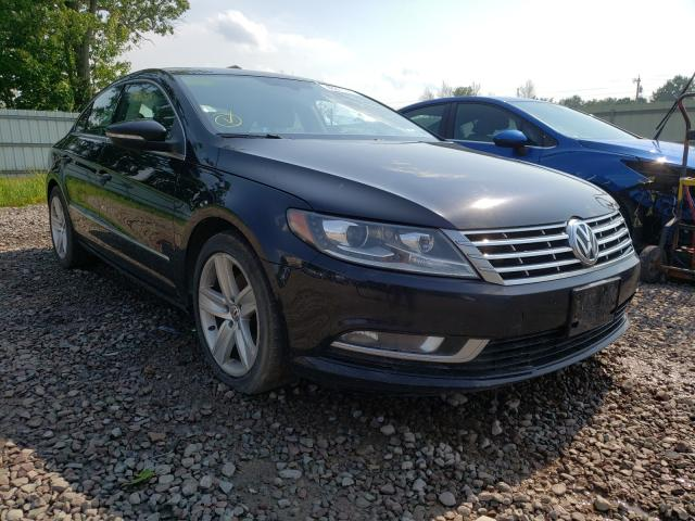 Salvage cars for sale from Copart Central Square, NY: 2013 Volkswagen CC Sport