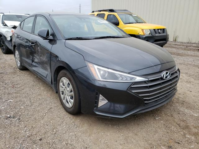 Salvage cars for sale from Copart Houston, TX: 2020 Hyundai Elantra SE