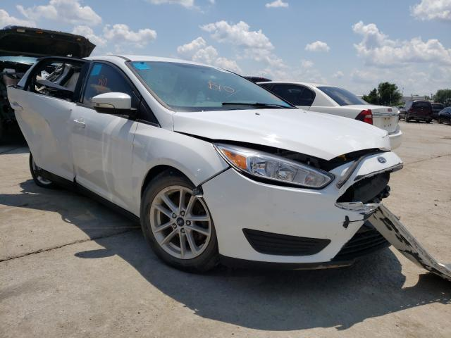 Salvage cars for sale from Copart Tulsa, OK: 2017 Ford Focus SE