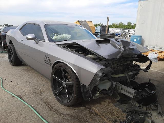 Vehiculos salvage en venta de Copart Fresno, CA: 2018 Dodge Challenger