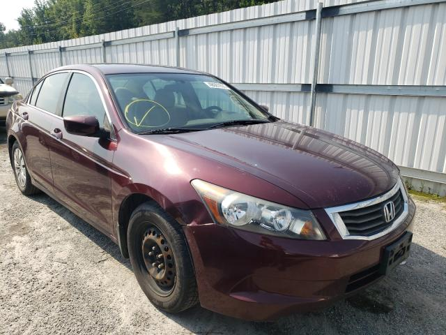 Salvage cars for sale from Copart Fredericksburg, VA: 2008 Honda Accord