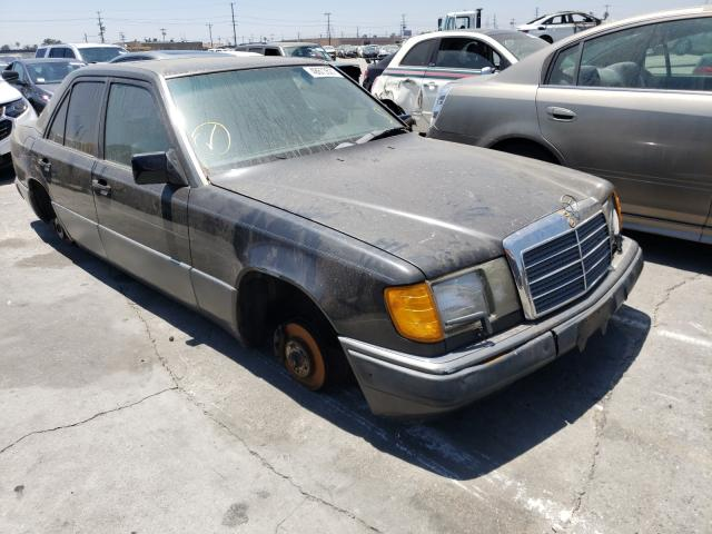 Salvage cars for sale at Sun Valley, CA auction: 1991 Mercedes-Benz C300