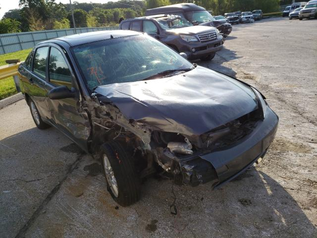 Salvage cars for sale from Copart Rogersville, MO: 2007 Ford Focus ZX4