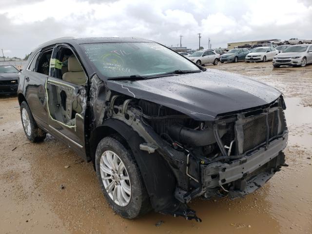 Cadillac XT5 salvage cars for sale: 2017 Cadillac XT5
