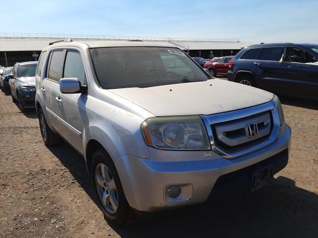 Vehiculos salvage en venta de Copart Phoenix, AZ: 2010 Honda Pilot EX