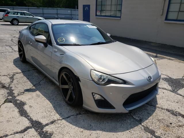 Salvage cars for sale from Copart Grantville, PA: 2013 Scion FR-S