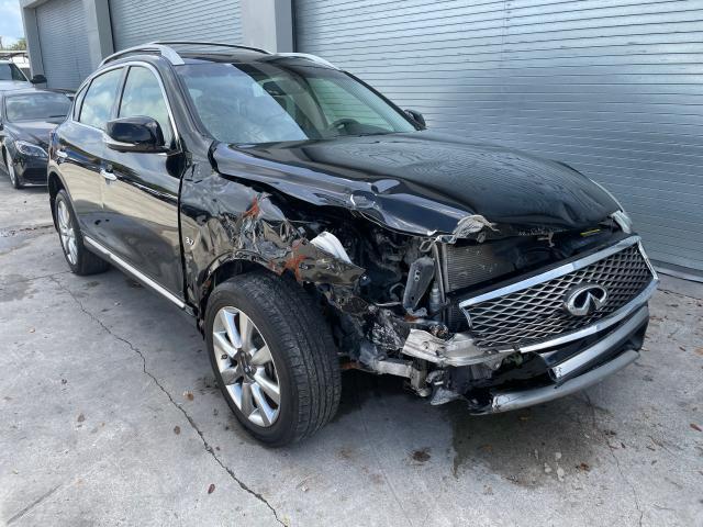 Infiniti Vehiculos salvage en venta: 2017 Infiniti QX50