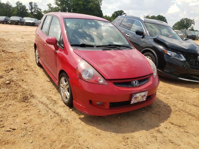 Vehiculos salvage en venta de Copart China Grove, NC: 2007 Honda FIT S
