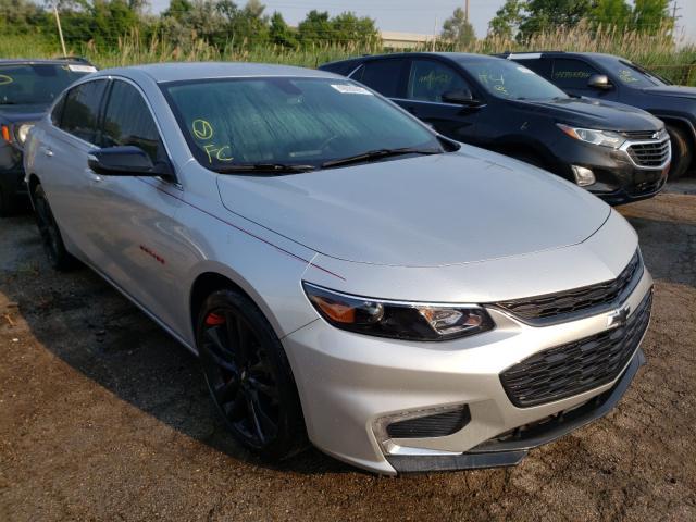 2018 Chevrolet Malibu LT for sale in Woodhaven, MI