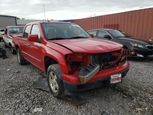 Salvage cars for sale from Copart Hueytown, AL: 2009 Chevrolet Colorado