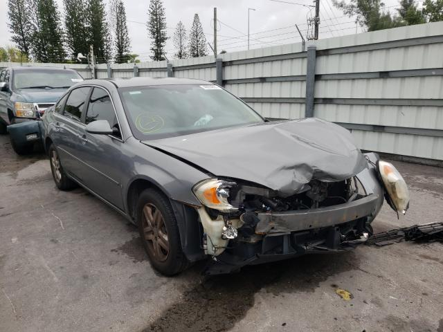 Salvage cars for sale from Copart Miami, FL: 2007 Chevrolet Impala LS