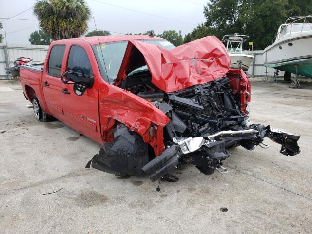 Salvage cars for sale from Copart Punta Gorda, FL: 2011 Chevrolet Silverado