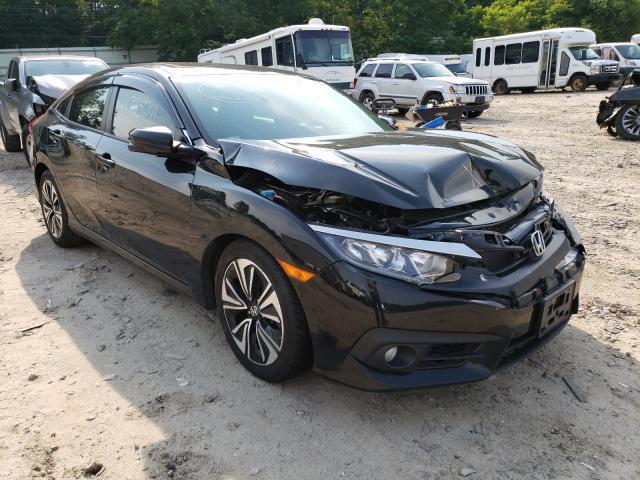 2017 Honda Civic EX en venta en Mendon, MA