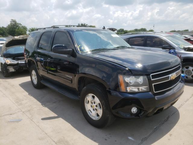 Vehiculos salvage en venta de Copart Wilmer, TX: 2011 Chevrolet Tahoe K150