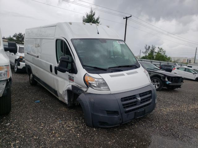Salvage cars for sale from Copart Miami, FL: 2017 Dodge RAM Promaster