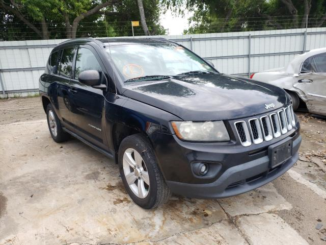 Salvage cars for sale from Copart Corpus Christi, TX: 2014 Jeep Compass SP