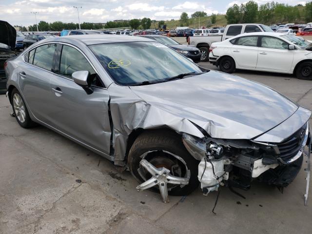 Mazda Vehiculos salvage en venta: 2015 Mazda 6 Sport