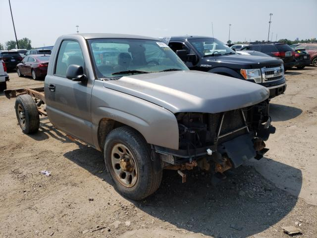 Salvage cars for sale from Copart Woodhaven, MI: 2007 Chevrolet Silverado