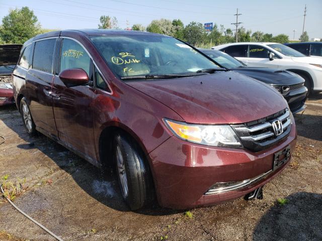 2016 Honda Odyssey EX for sale in Woodhaven, MI