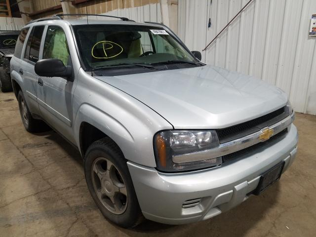 Salvage cars for sale from Copart Anchorage, AK: 2008 Chevrolet Trailblazer