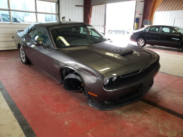 Dodge Challenger salvage cars for sale: 2021 Dodge Challenger