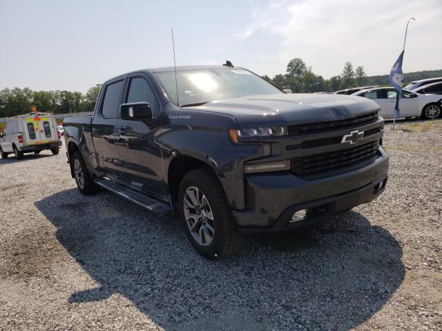 Salvage cars for sale from Copart Spartanburg, SC: 2019 Chevrolet Silverado