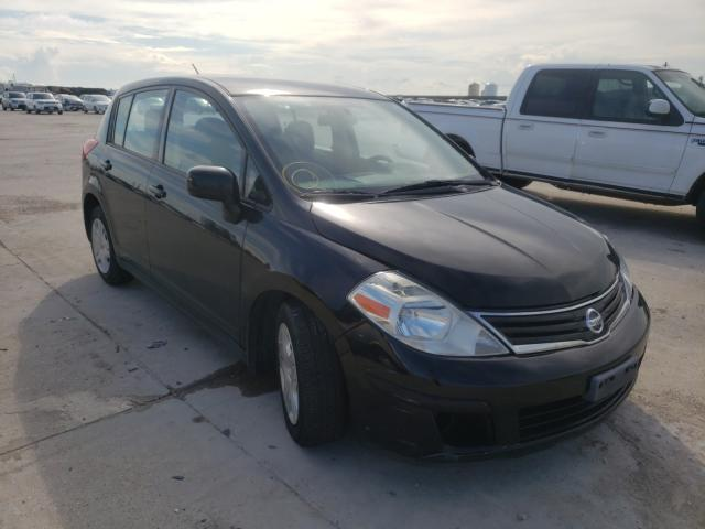 Salvage cars for sale from Copart New Orleans, LA: 2011 Nissan Versa S