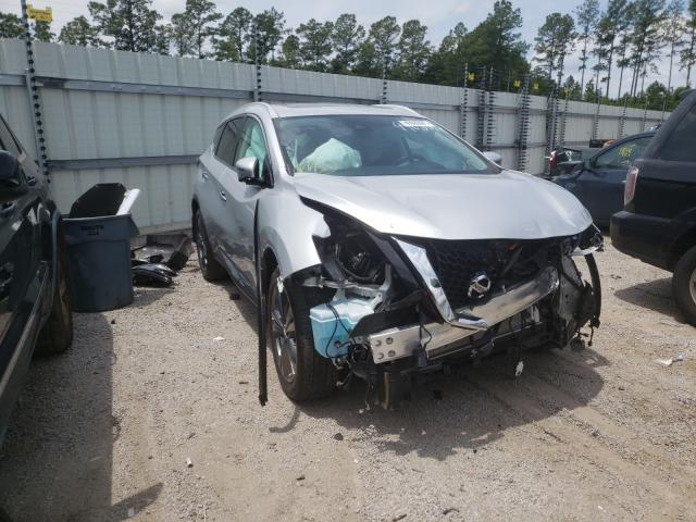 Nissan Vehiculos salvage en venta: 2020 Nissan Murano PLA