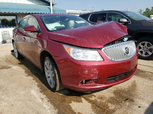 Salvage cars for sale from Copart Pekin, IL: 2011 Buick Lacrosse C