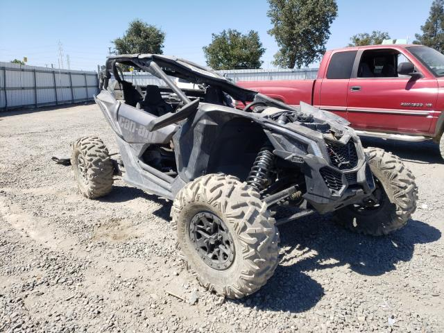 Salvage cars for sale from Copart Sacramento, CA: 2019 Can-Am Maverick X
