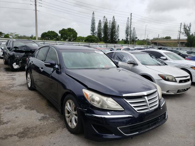 2012 Hyundai Genesis 3 en venta en Miami, FL