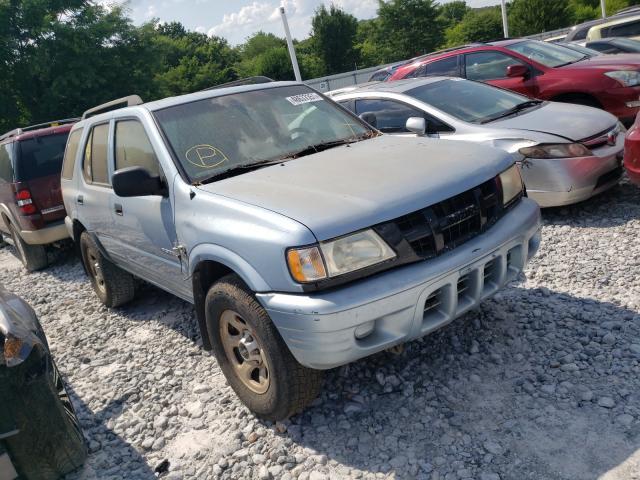 Isuzu salvage cars for sale: 2003 Isuzu Rodeo S