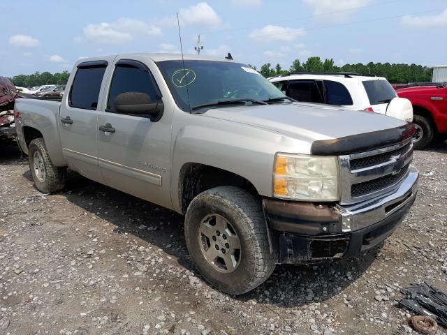 Salvage trucks for sale at Montgomery, AL auction: 2009 Chevrolet Silverado