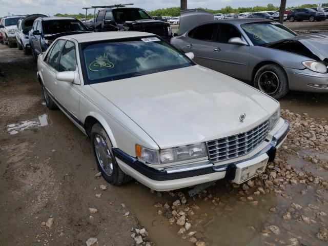 Salvage cars for sale from Copart Temple, TX: 1997 Cadillac Seville SL