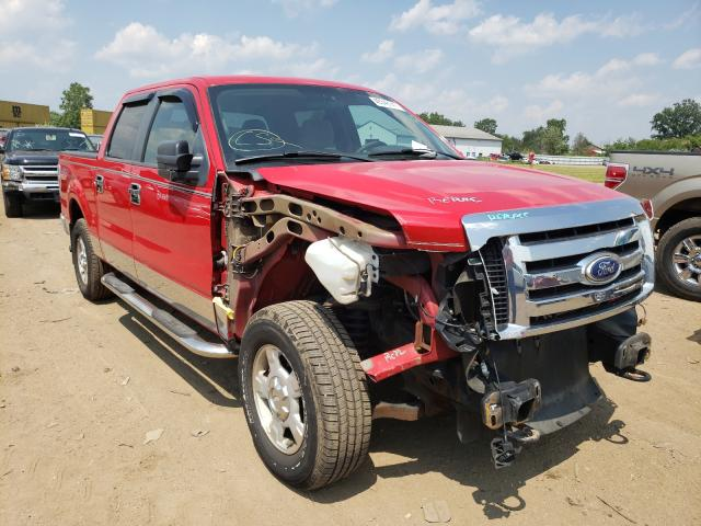 Salvage cars for sale from Copart Columbia Station, OH: 2010 Ford F150 Super