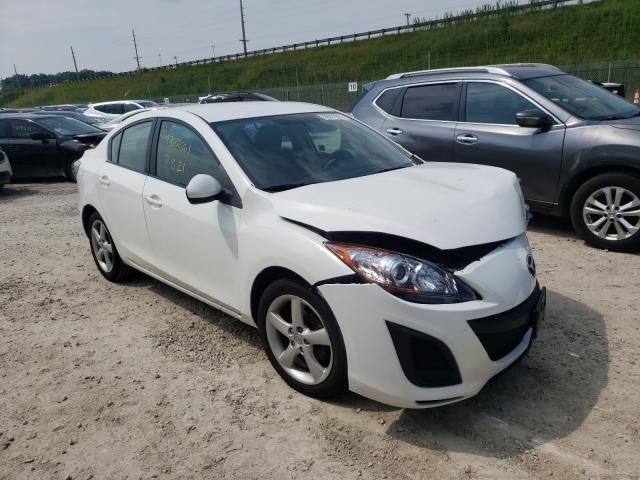 Vehiculos salvage en venta de Copart Northfield, OH: 2011 Mazda 3 I
