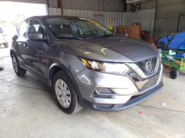 Salvage cars for sale from Copart Shreveport, LA: 2020 Nissan Rogue Sport