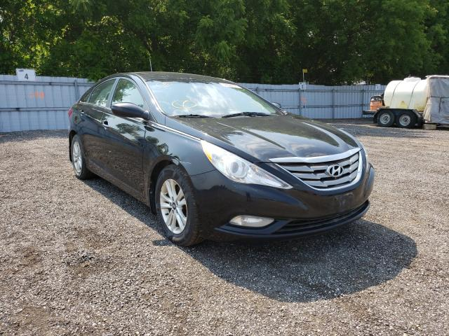 Salvage cars for sale from Copart London, ON: 2012 Hyundai Sonata GLS