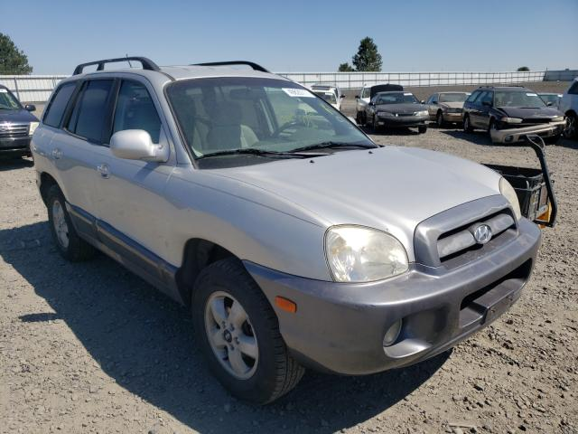 Salvage cars for sale from Copart Airway Heights, WA: 2006 Hyundai Santa FE G