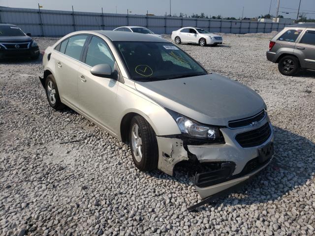 Vehiculos salvage en venta de Copart Alorton, IL: 2016 Chevrolet Cruze Limited