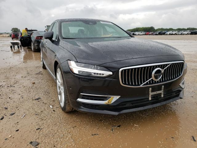 Volvo salvage cars for sale: 2019 Volvo S90 T8 INS