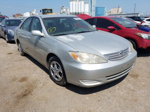 Salvage 2003 TOYOTA CAMRY - Small image. Lot 48692311