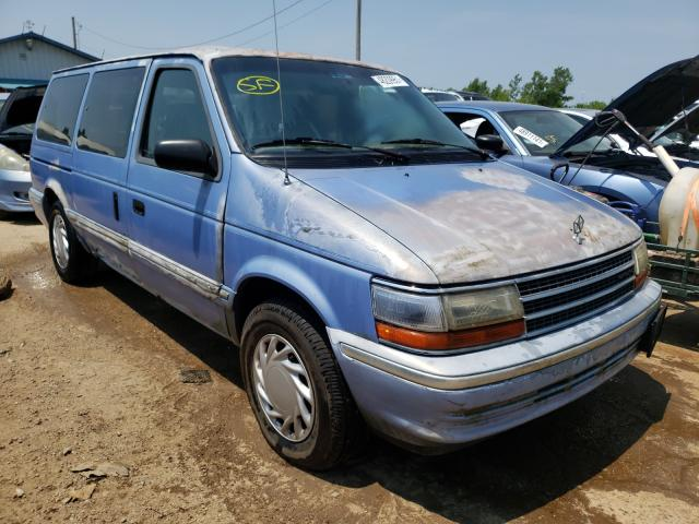 Plymouth salvage cars for sale: 1993 Plymouth Voyager