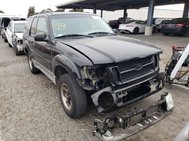 Salvage 2003 FORD EXPLORER - Small image. Lot 49532561