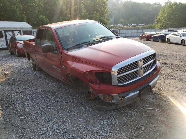 Salvage cars for sale from Copart Hurricane, WV: 2006 Dodge RAM 1500 S