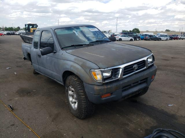 Salvage cars for sale from Copart Denver, CO: 1996 Toyota Tacoma XTR