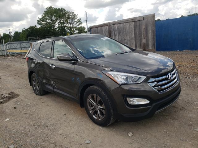 Salvage cars for sale from Copart Florence, MS: 2013 Hyundai Santa FE S